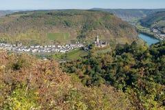 Cochem Eifel, Tyskland, Europa royaltyfria foton