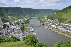 Cochem, Germany Royalty Free Stock Photography
