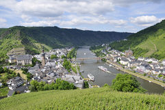 Cochem, Germany Stock Image
