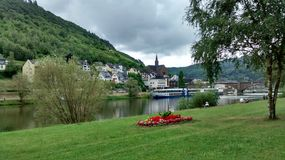 Cochem. In Germany Royalty Free Stock Photography