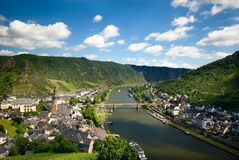 Cochem germany Royalty Free Stock Photo