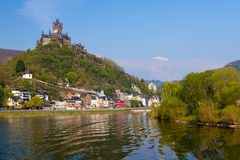 Cochem, Germany. Stock Images