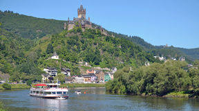 Cochem,Mosel River,germany Stock Photography