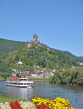 Cochem,Mosel River,germany Royalty Free Stock Image
