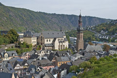 Cochem, old town Stock Image