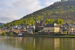 Cochem by Rhine Stock Photo