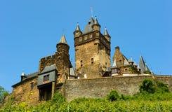 Cochem Schloss Lizenzfreies Stockbild