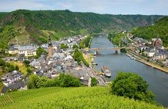 Cochem Schloss Stockfoto