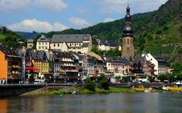 Cochem Royalty Free Stock Photos