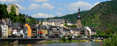 Cochem Royalty Free Stock Photo