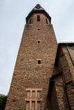 Cochem slott Fotografering för Bildbyråer