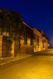 Cochera Del Hobo Ulica Zdjęcia Stock
