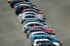 coches Fotos de archivo