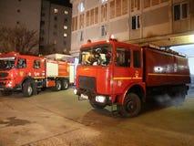 Coches de bomberos metrajes