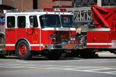 Coches de bomberos Fotografía de archivo libre de regalías