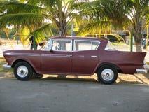 Coches de Cuba Fotografía de archivo
