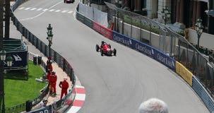 Coches de F1 Grand Prix 1961 - 1965 - Mónaco Grand Prix histórico 2018 metrajes