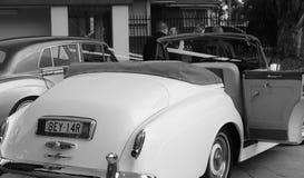 Coches de lujo Fotografía de archivo