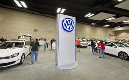 Coches de Volkswagen Fotografía de archivo libre de regalías