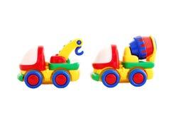 Coches del juguete Fotos de archivo libres de regalías