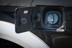 coches del tanque de aceite del casquillo Fotos de archivo libres de regalías