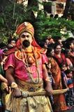 Cochin Carnaval 2015 Stock Afbeelding