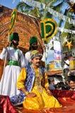 Cochin Carnival 2015 Royalty Free Stock Photography