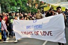 Cochin Carnival 2015 Stock Image