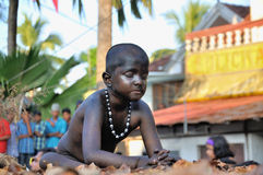 Cochin Carnival 2015 Royalty Free Stock Image
