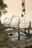 Cochin en la India meridional Fotos de archivo