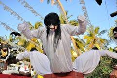 Cochin karneval 2015 Royaltyfri Bild