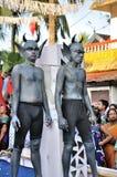 Cochin-Karneval 2015 Stockfoto