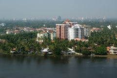 Cochin (kochi), Kerala, Inde du sud images libres de droits