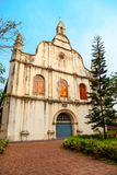 Cochin St. Francis Church, India stock image