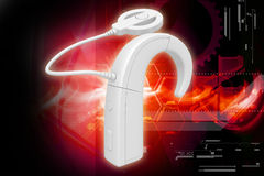 Cochlear Implant Stock Images