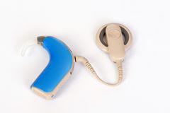 Cochlear implant Royalty Free Stock Images