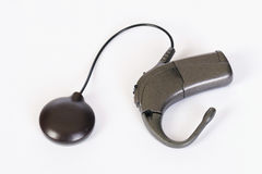 Cochlear implantat Royaltyfria Bilder