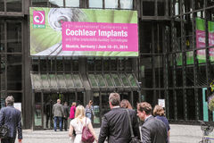 Cochlear Implants Stock Photos
