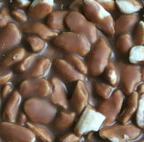 cocholate ρύζι Στοκ φωτογραφία με δικαίωμα ελεύθερης χρήσης