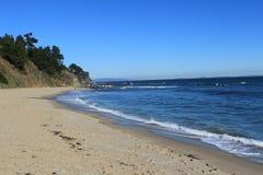 Cocholgue-Strand, Chile Lizenzfreies Stockbild