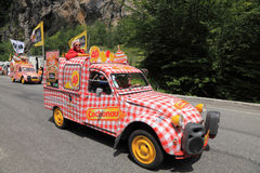 Cochonou Auto Lizenzfreies Stockfoto