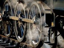 Cocido al vapor de las ruedas al vapor Foto de archivo