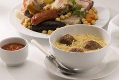 cocido kuchni spanish zdjęcie royalty free