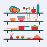 Cocina Foto de archivo