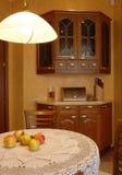 Cocina acogedora 2 foto de archivo