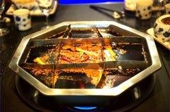 Cocina china Fotografía de archivo