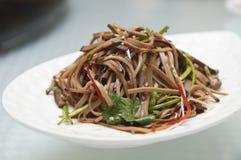 Cocina china Imagen de archivo libre de regalías