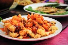 Cocina china Foto de archivo