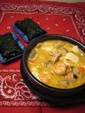 Cocina coreana Fotos de archivo