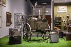 Cocina de campo antigua Fotos de archivo